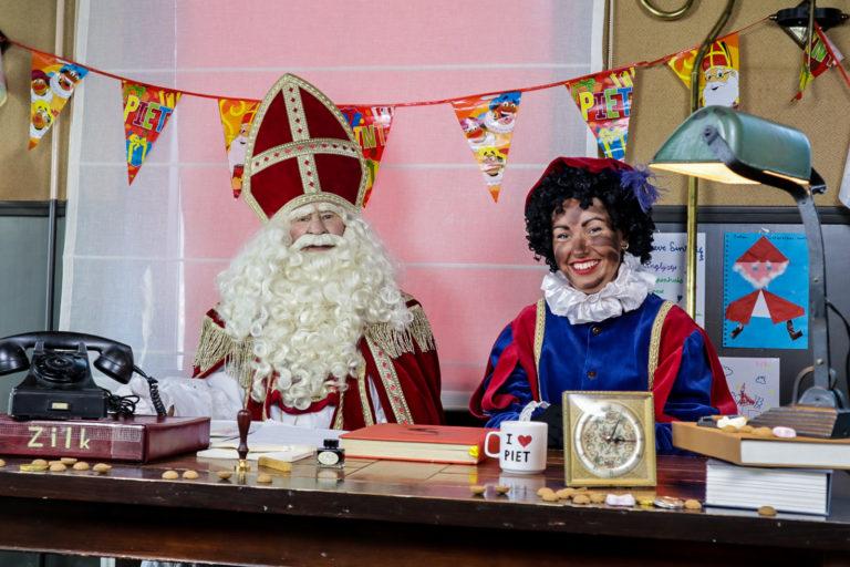 Sint en Piet De Zilk Jeugdwerk De Zilk